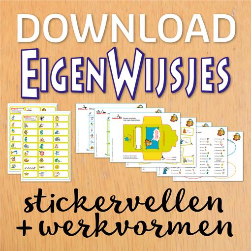 PDF-Downloadbestanden bij de EigenWijsjes Special Edition
