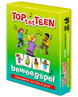 TOP tot TEEN beweegspel